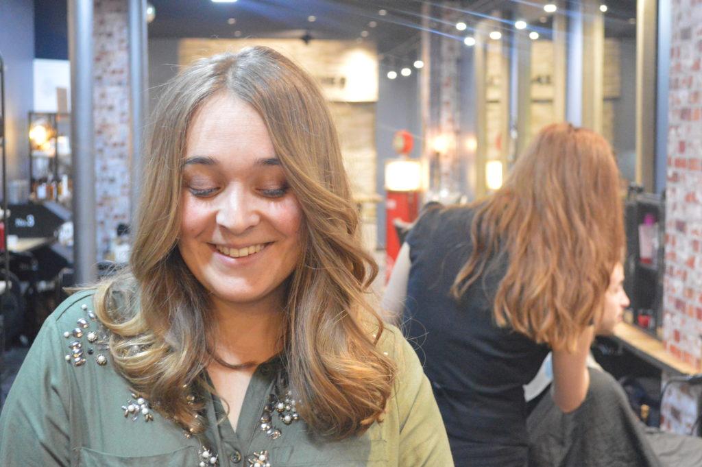 carré lob salon de coiffure La suite 52 Céline Antunes