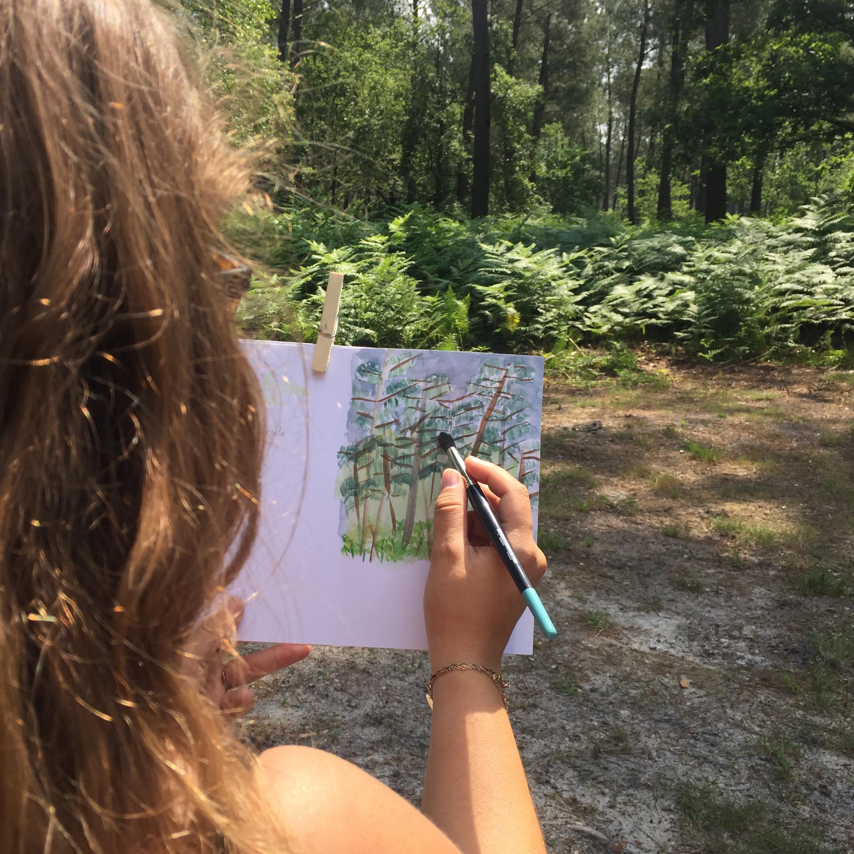 écoacteurs en médoc art et nature