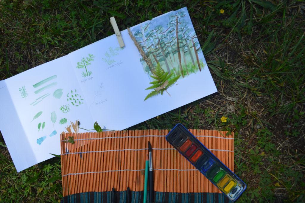 art et nature Ecoacteurs en Médoc