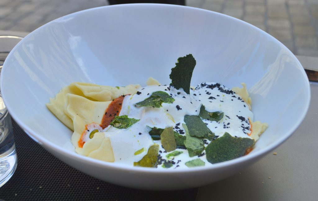 Nofa Restaurant italien à Bordeaux