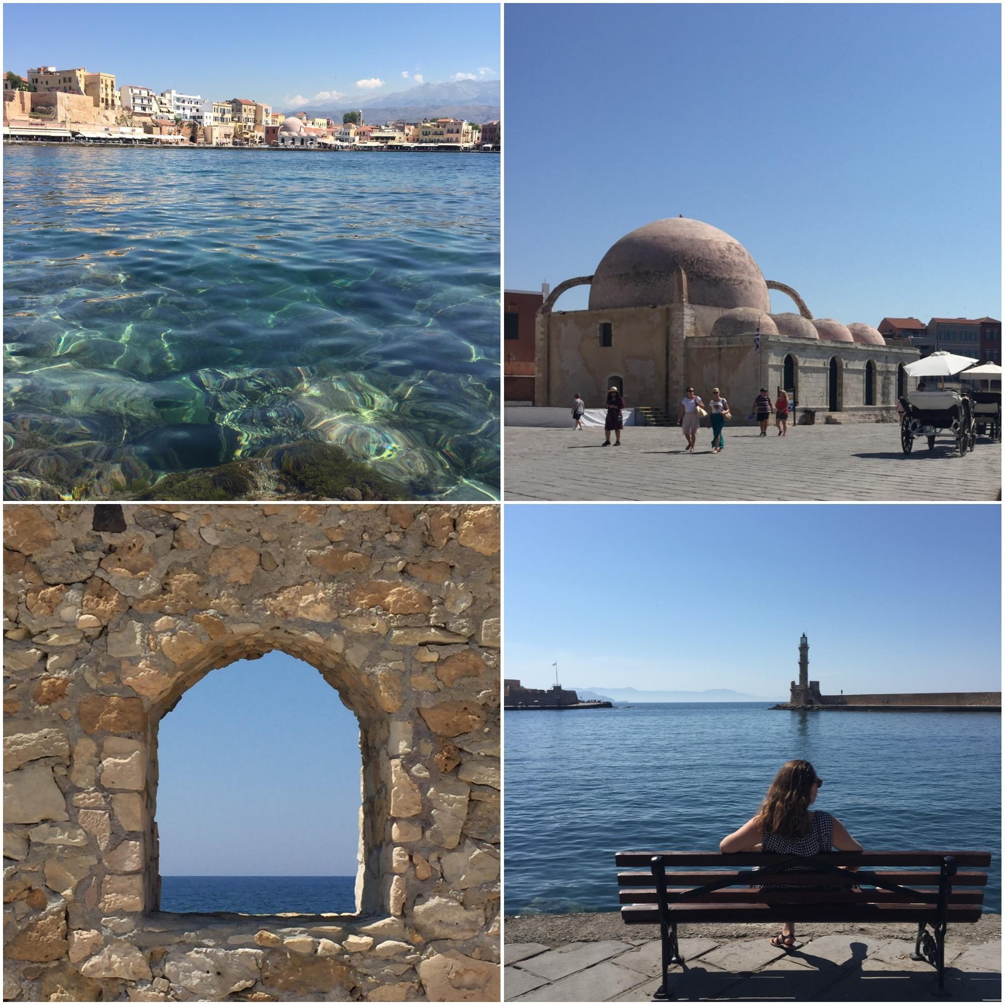 Visiter La Canée Voyage en Crète