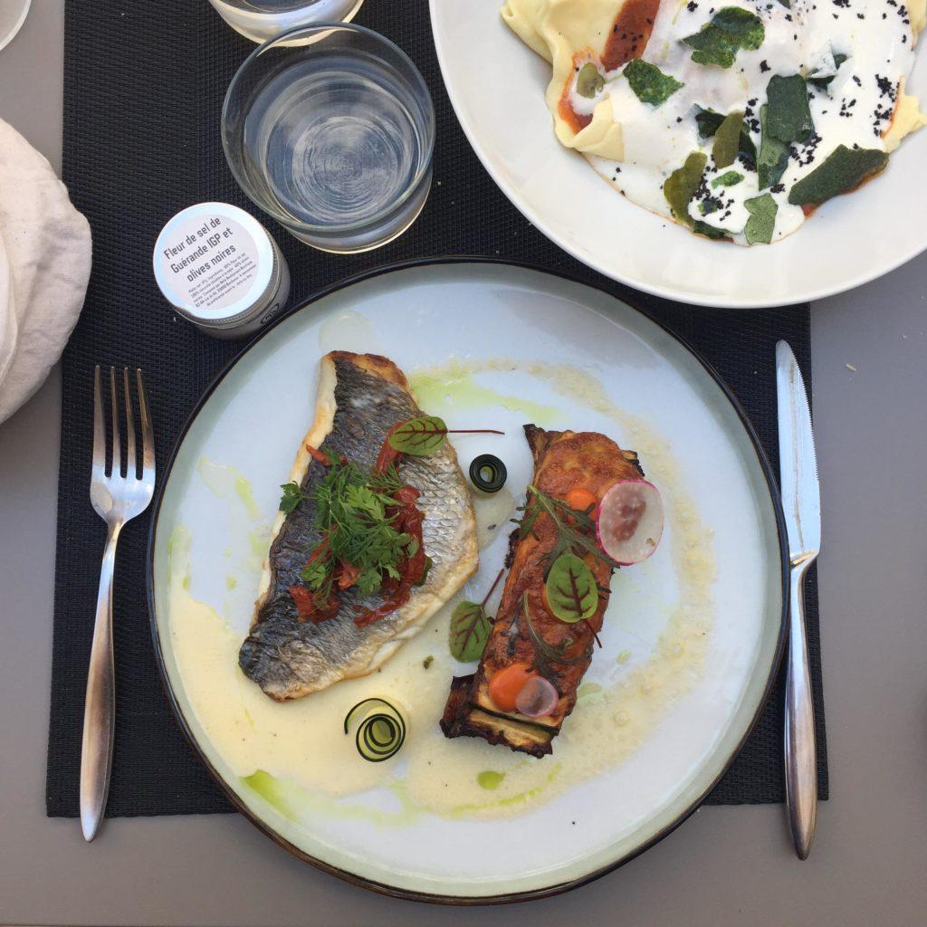 restaurant italien à Bordeaux Nofa rue du Hâ