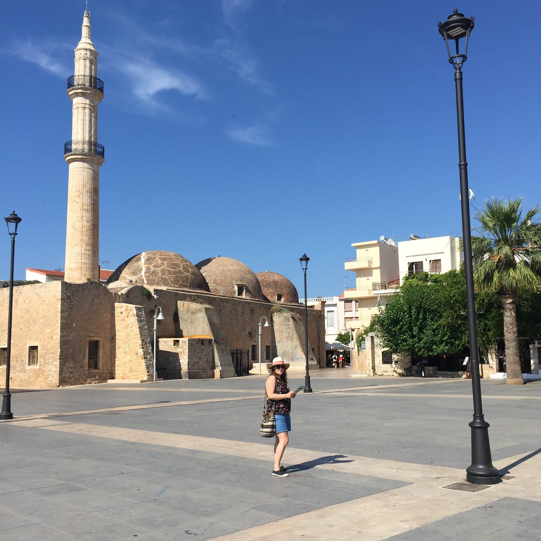 mosquée Nerantzes Rétymnon