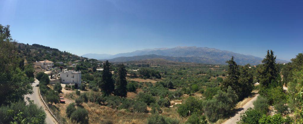 logement La Canée Malaxa voyage en Crète