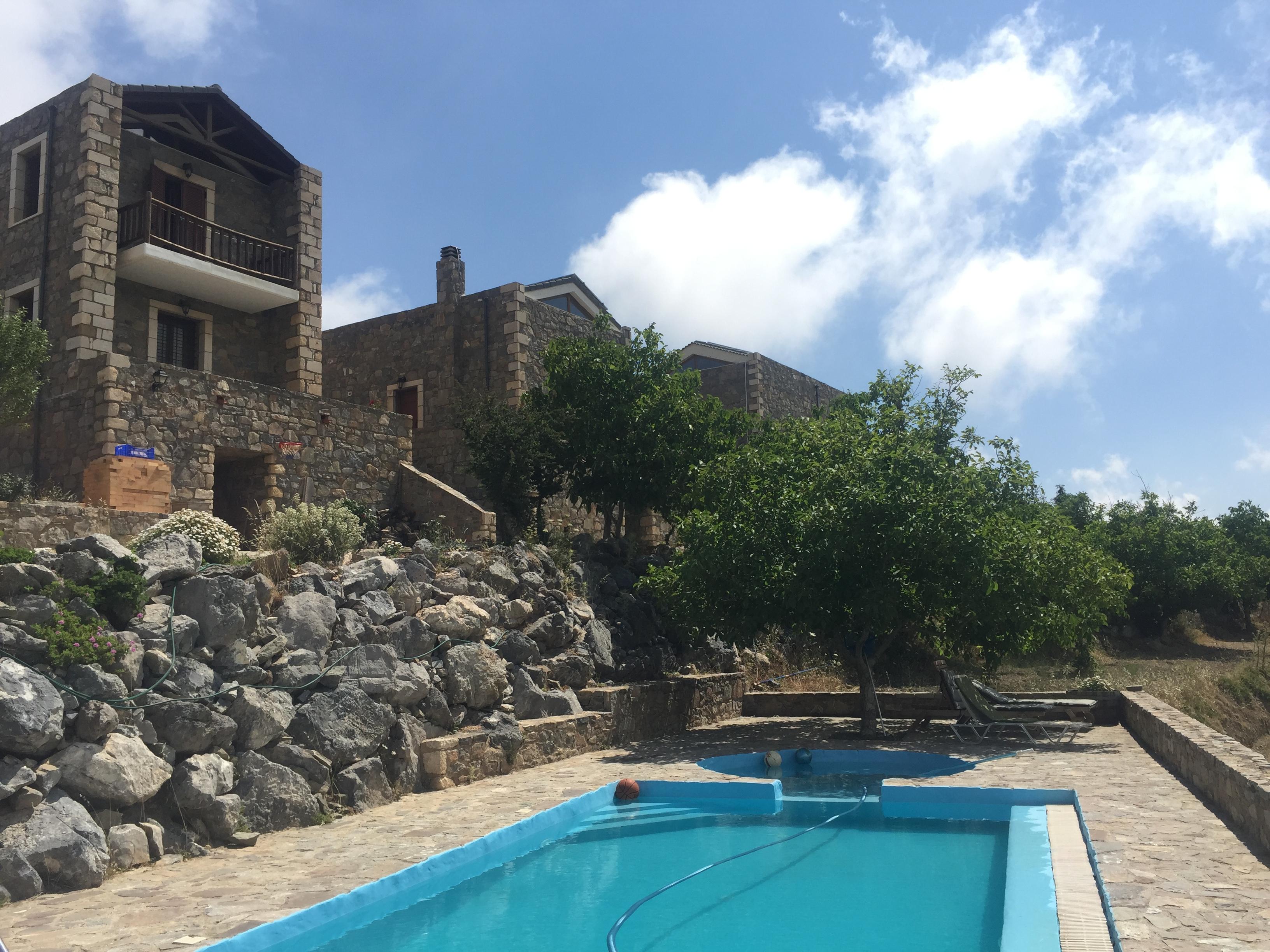 Arodamos guesthouse maison d'hôtes en Crète