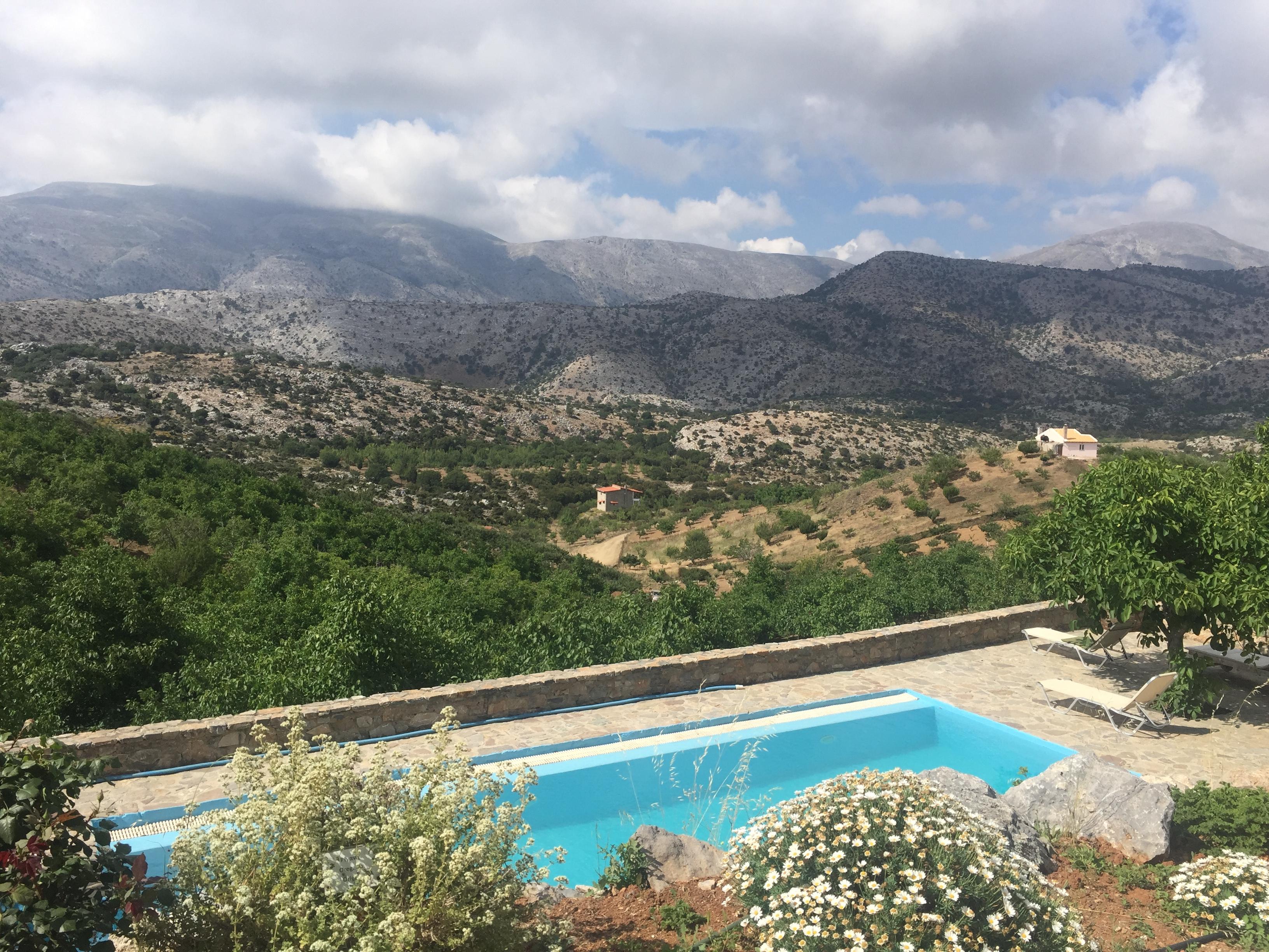 Arodamos maison d'hôtes en Crète