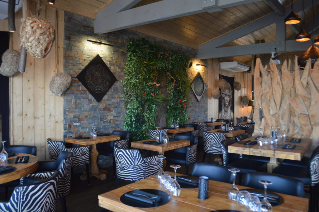restaurant Lacanau océan Villa Costes
