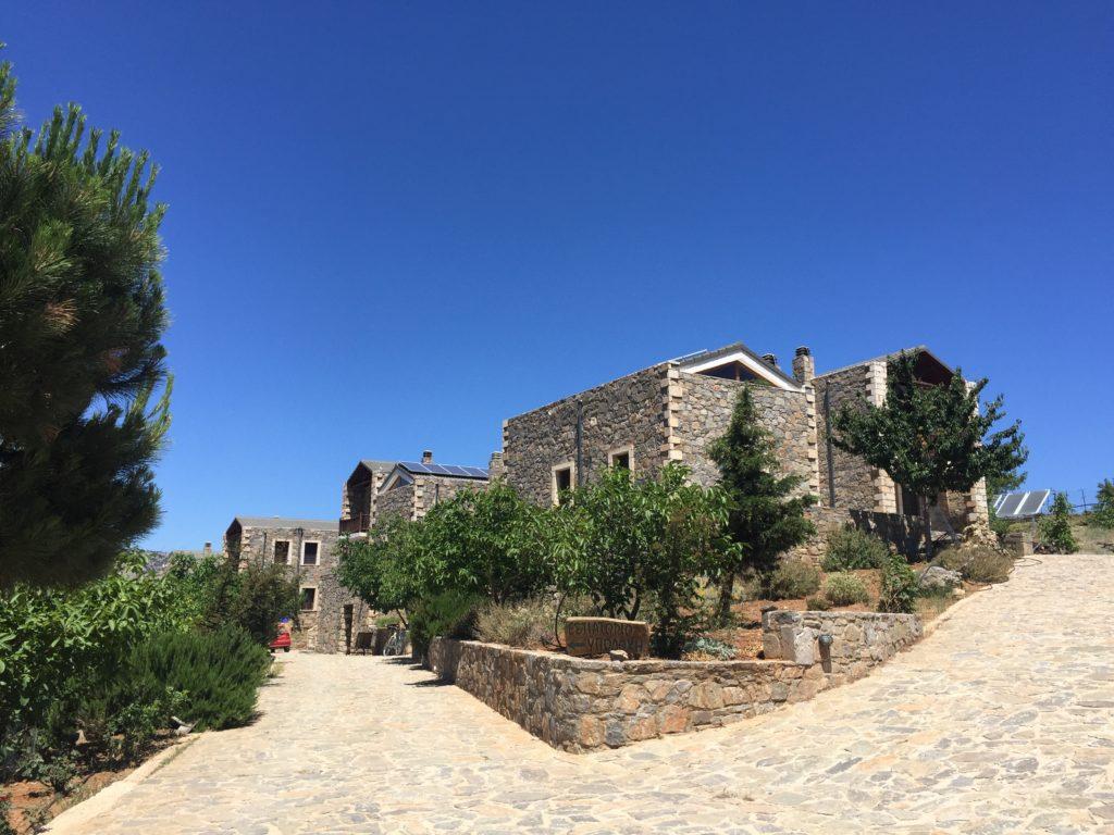 maison d'hôtes en Crète