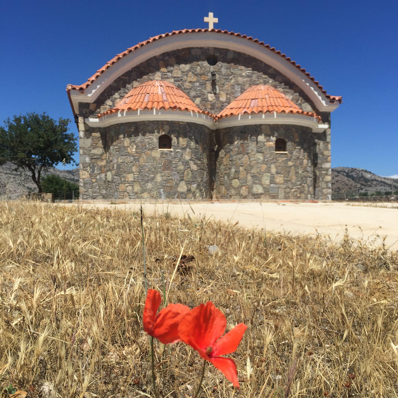 Arodamos chapelle crétoise