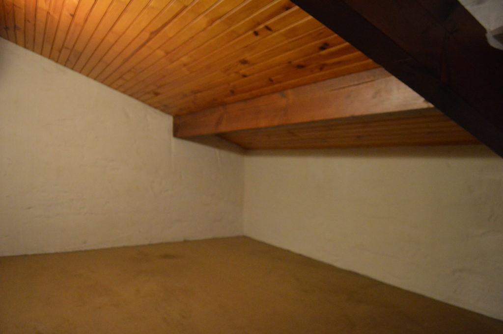transformer une pièce sous les combles