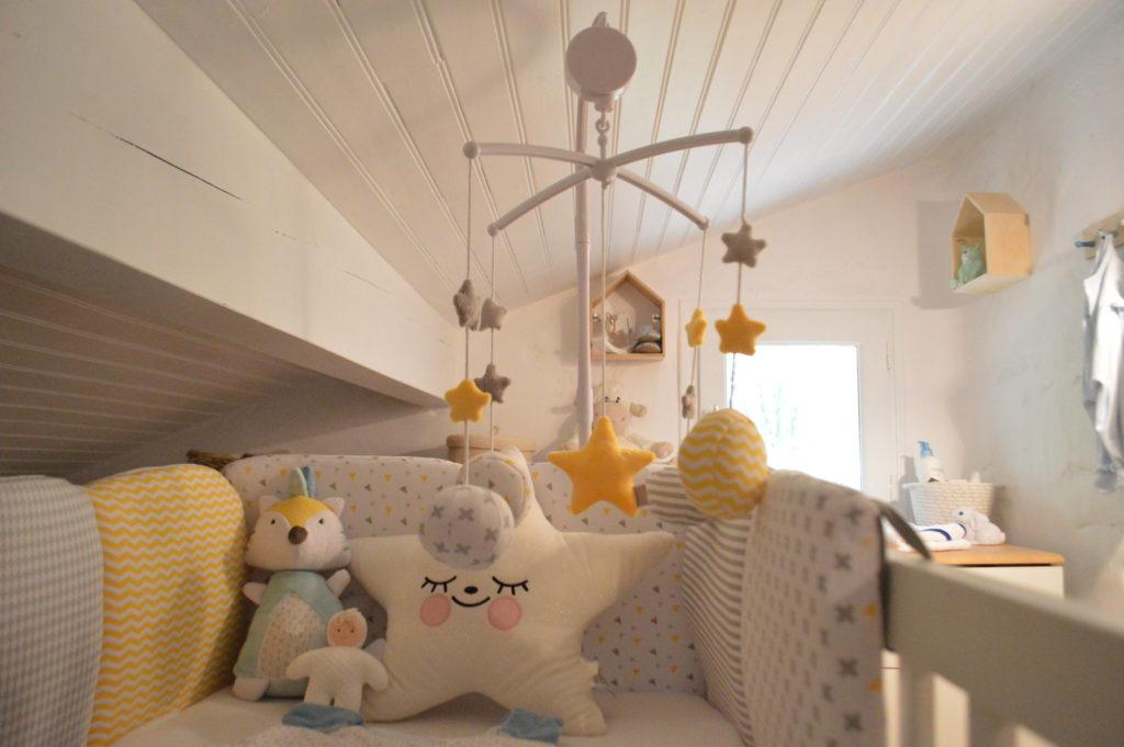 quelle décoration pour une chambre de bébé garçon