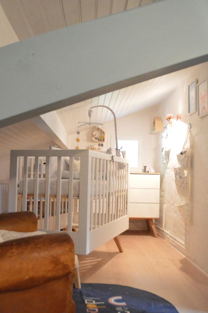 d coration et am nagement d 39 une chambre de b b. Black Bedroom Furniture Sets. Home Design Ideas