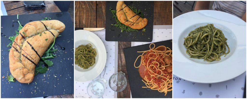restaurant Elena zone Soorts Hossegor restaurant italien