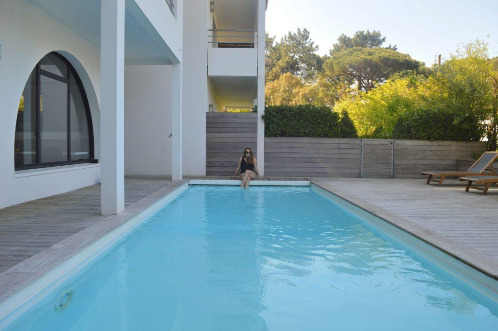 hôtel avec piscine Hossegor hôtel 202