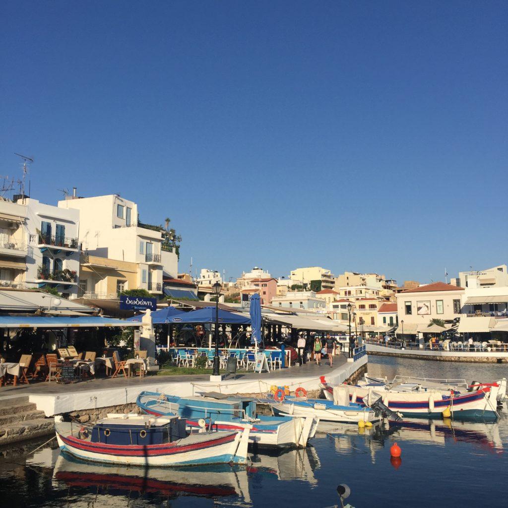 Agios Nikolaos voyage en Crète