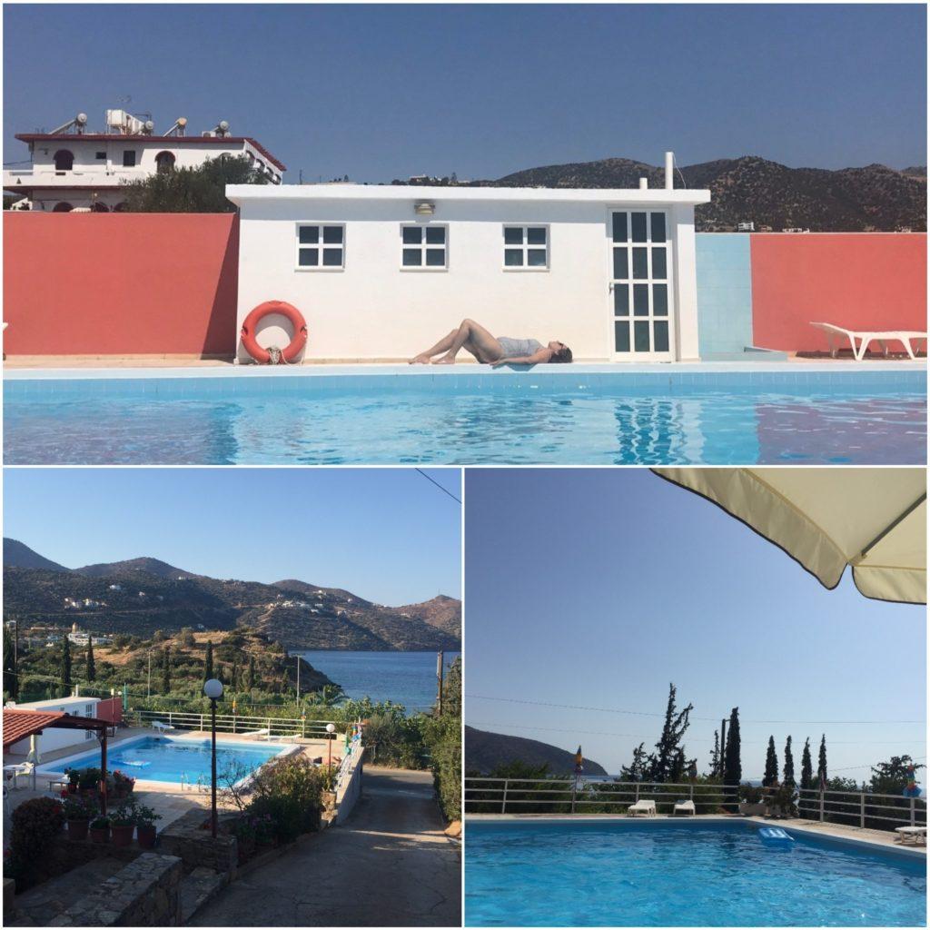 dimitra apartements logement Agios Nikolaos