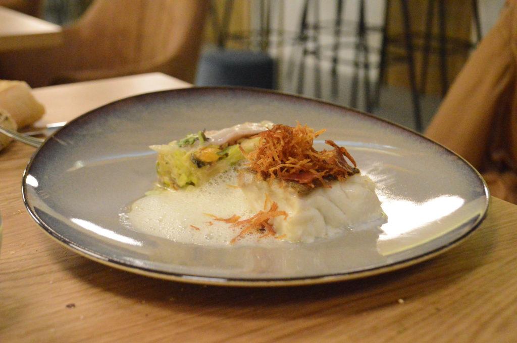 restaurant gastronomique Bordeaux Modjo