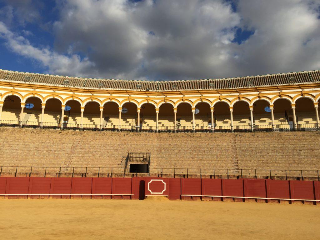 Arènes de Séville