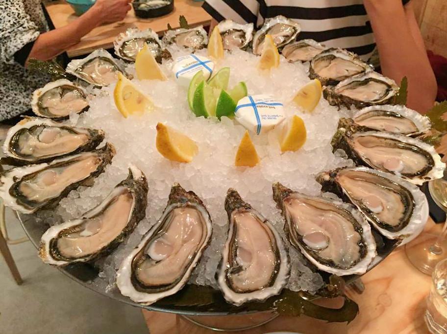 où manger des huîtres à Bordeaux