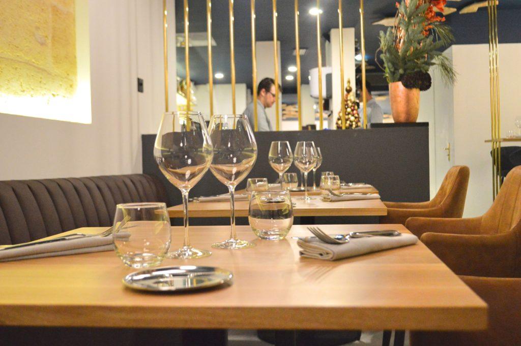 Modjo restaurant gastronomique Bordeaux