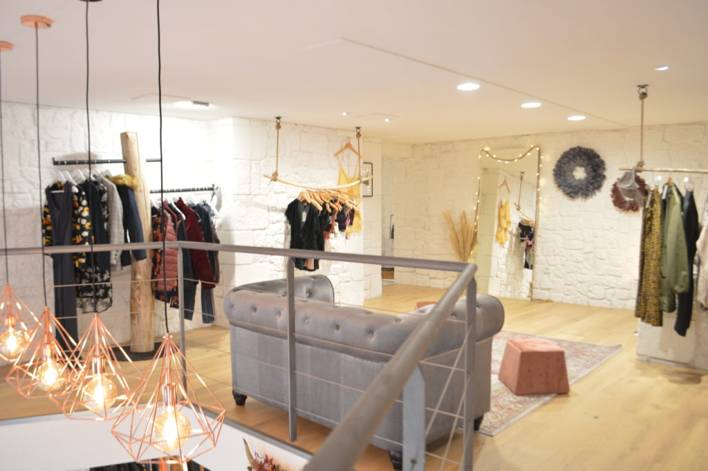 Nowe Store boutique Bordeaux
