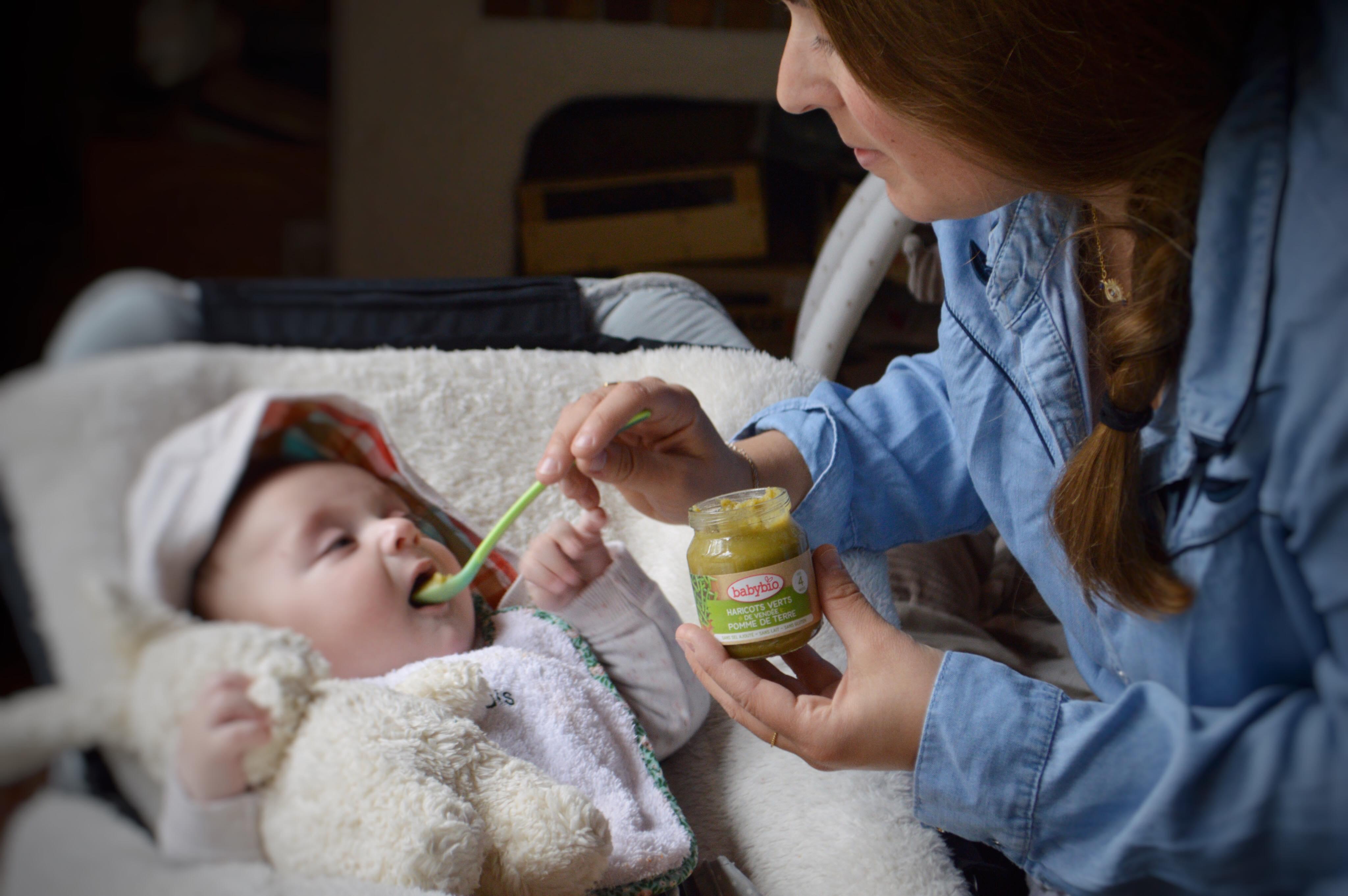 petits pots bébé baby bio