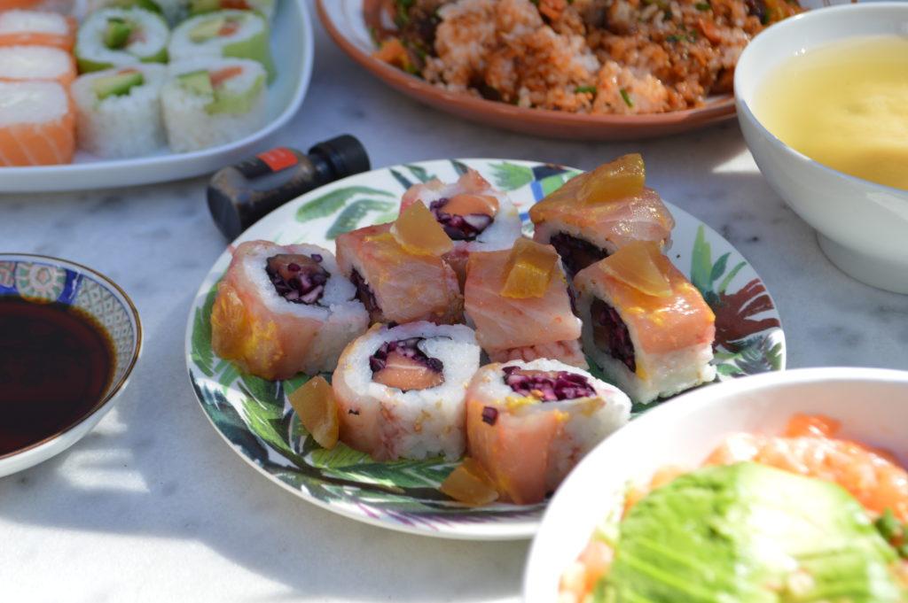 nikkei food cuisine fusion japon pérou
