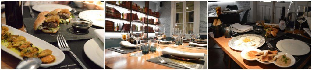 el pecado restaurant Salamanque