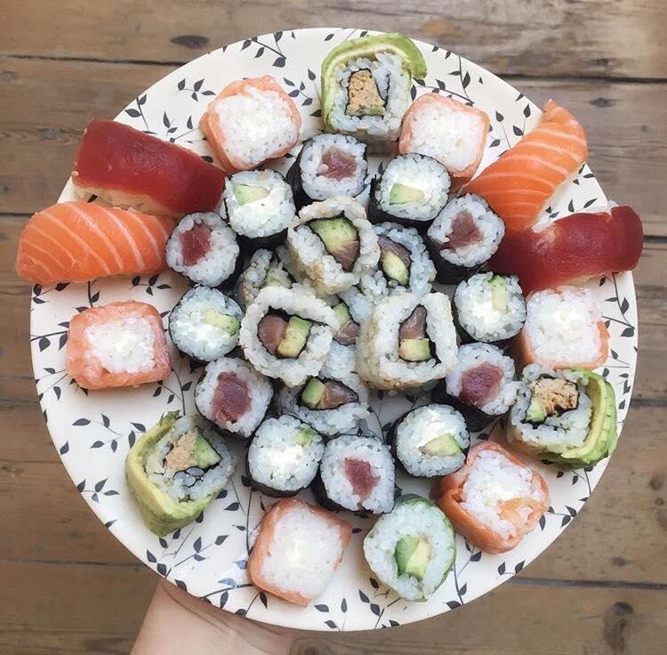 côté sushi Bordeaux