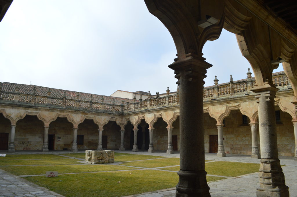 patio salamanca