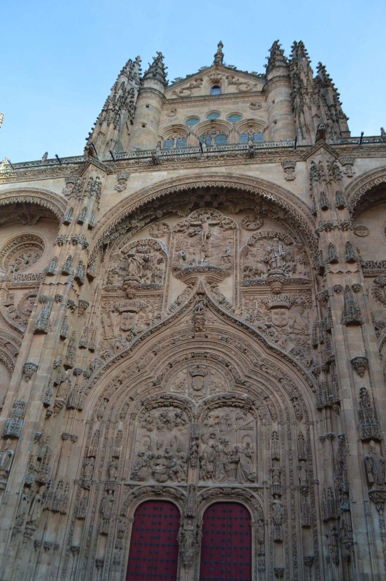 cathédrale de Salamanque