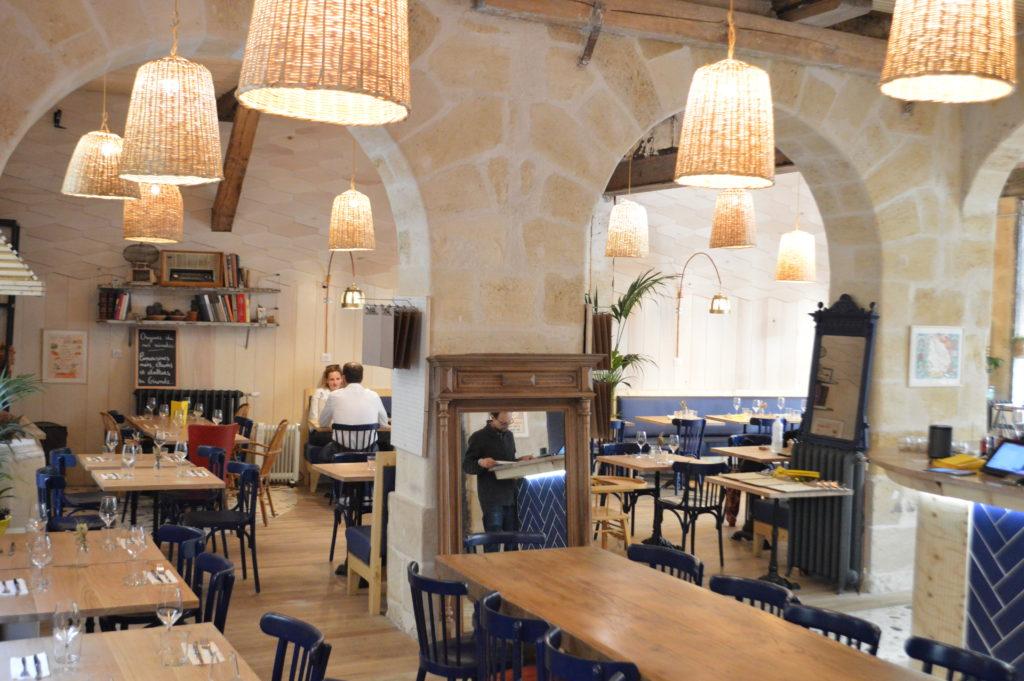 Casa Gaïa restaurant locavore Bordeaux