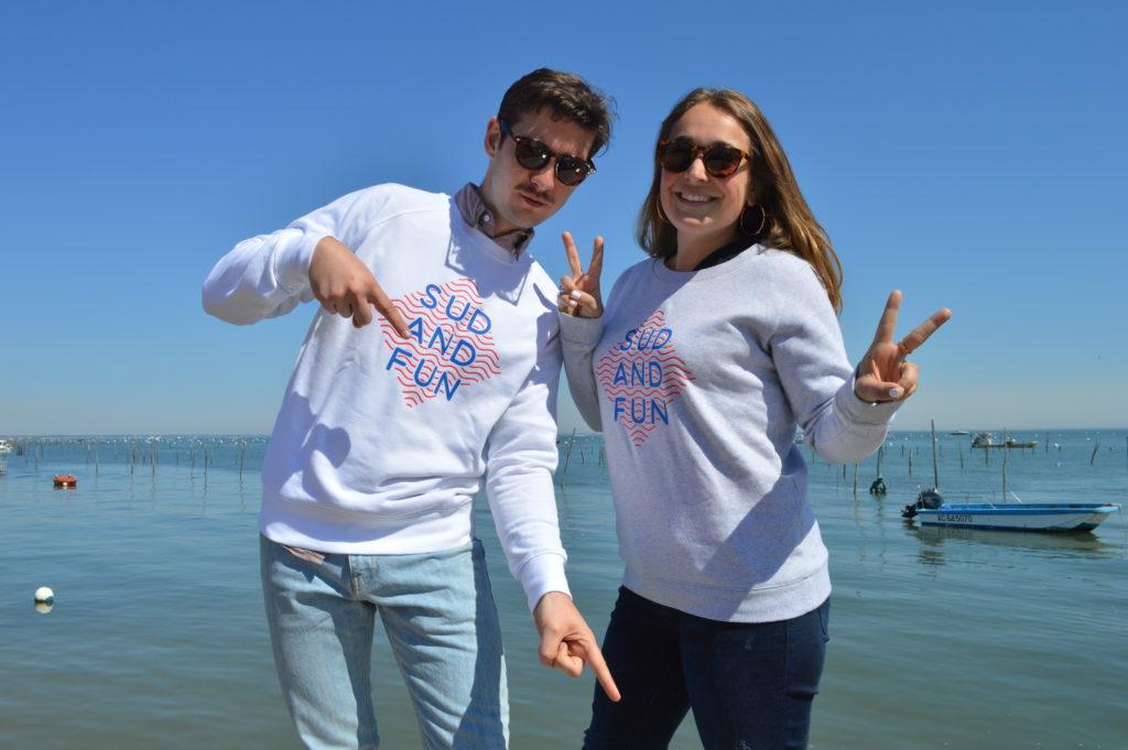 Florian Doumerc et Camille Dufau