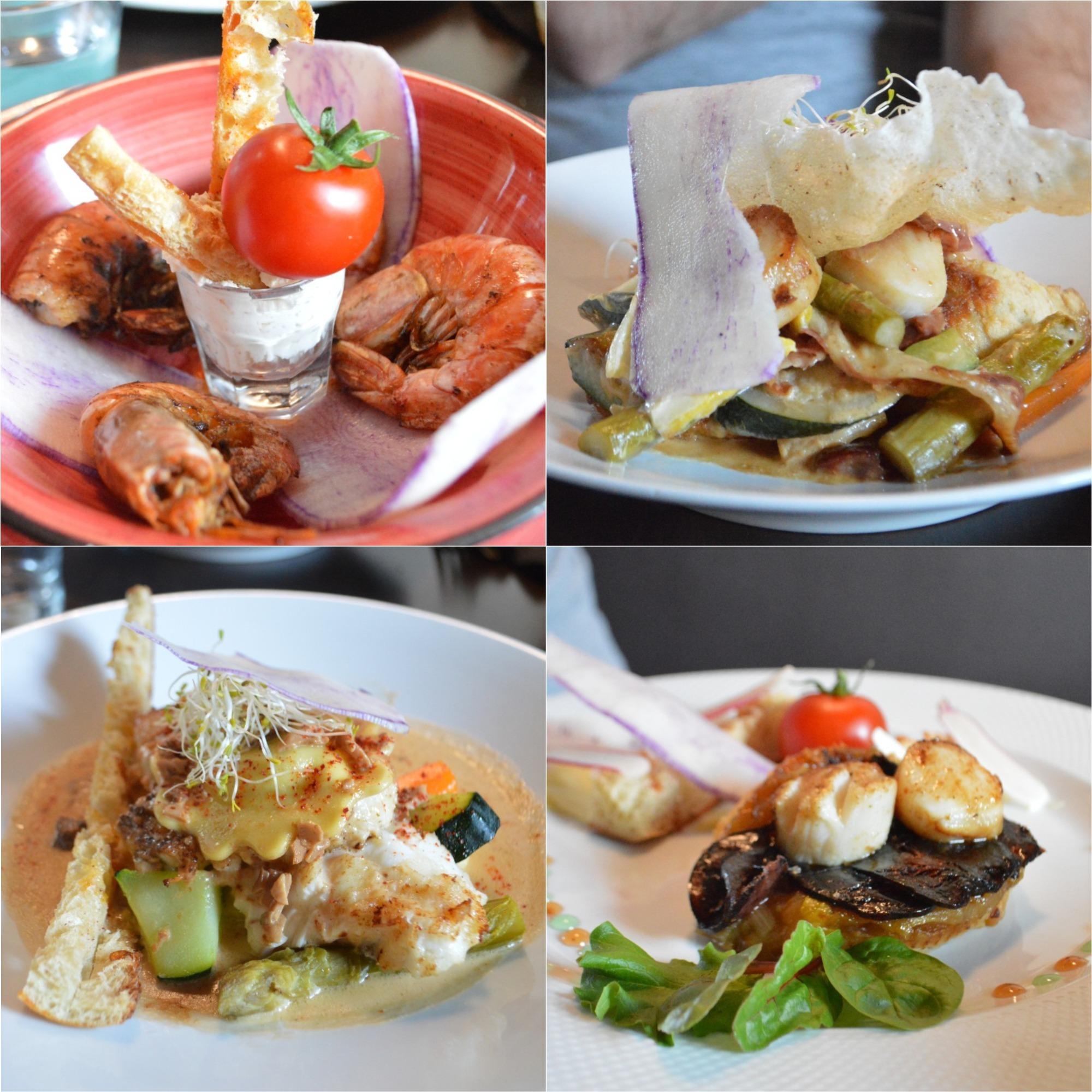 restaurant Soulac le LB