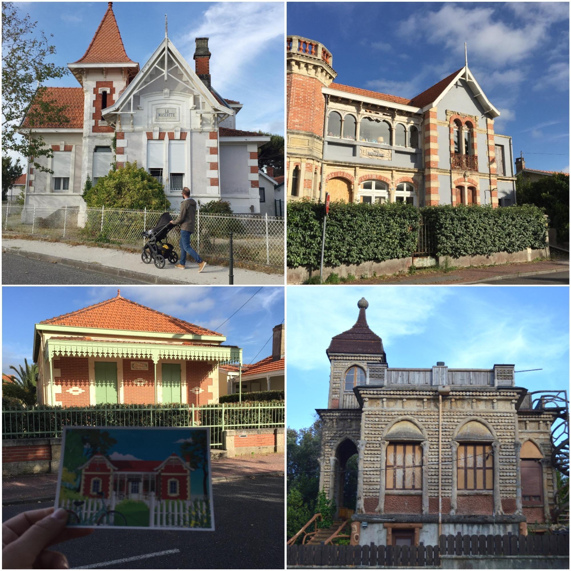 villas Soulac 1900