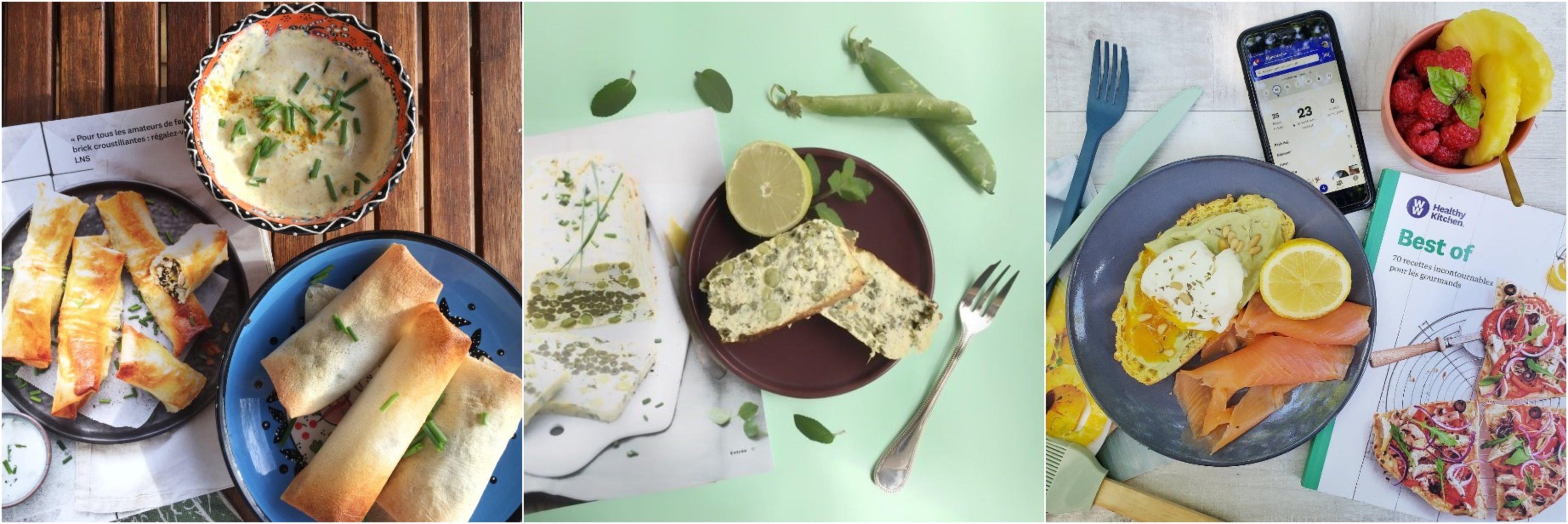 rééquilibrage alimentaire WW blog Camille In Bordeaux