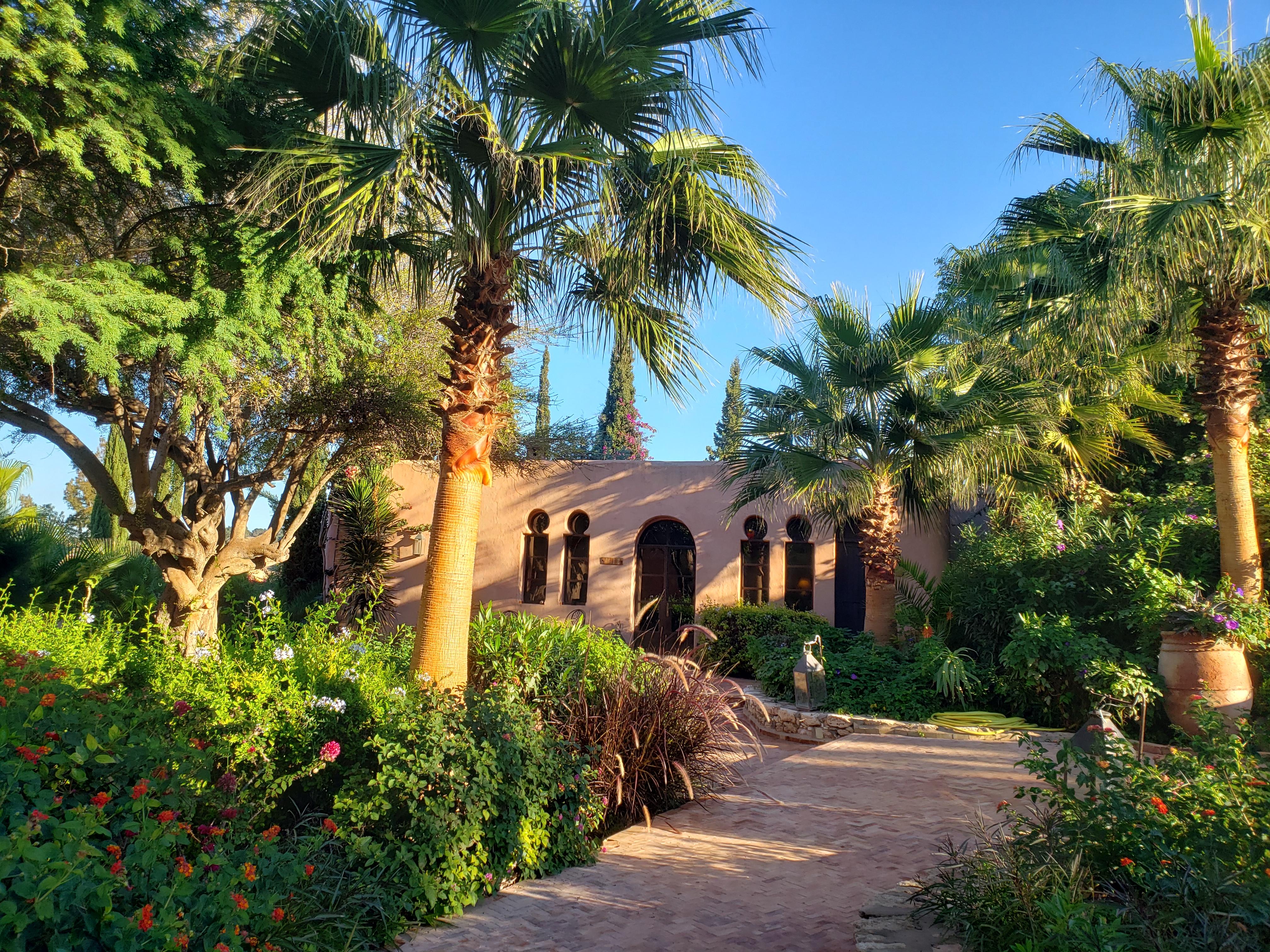 le jardin des Douars Essaouira