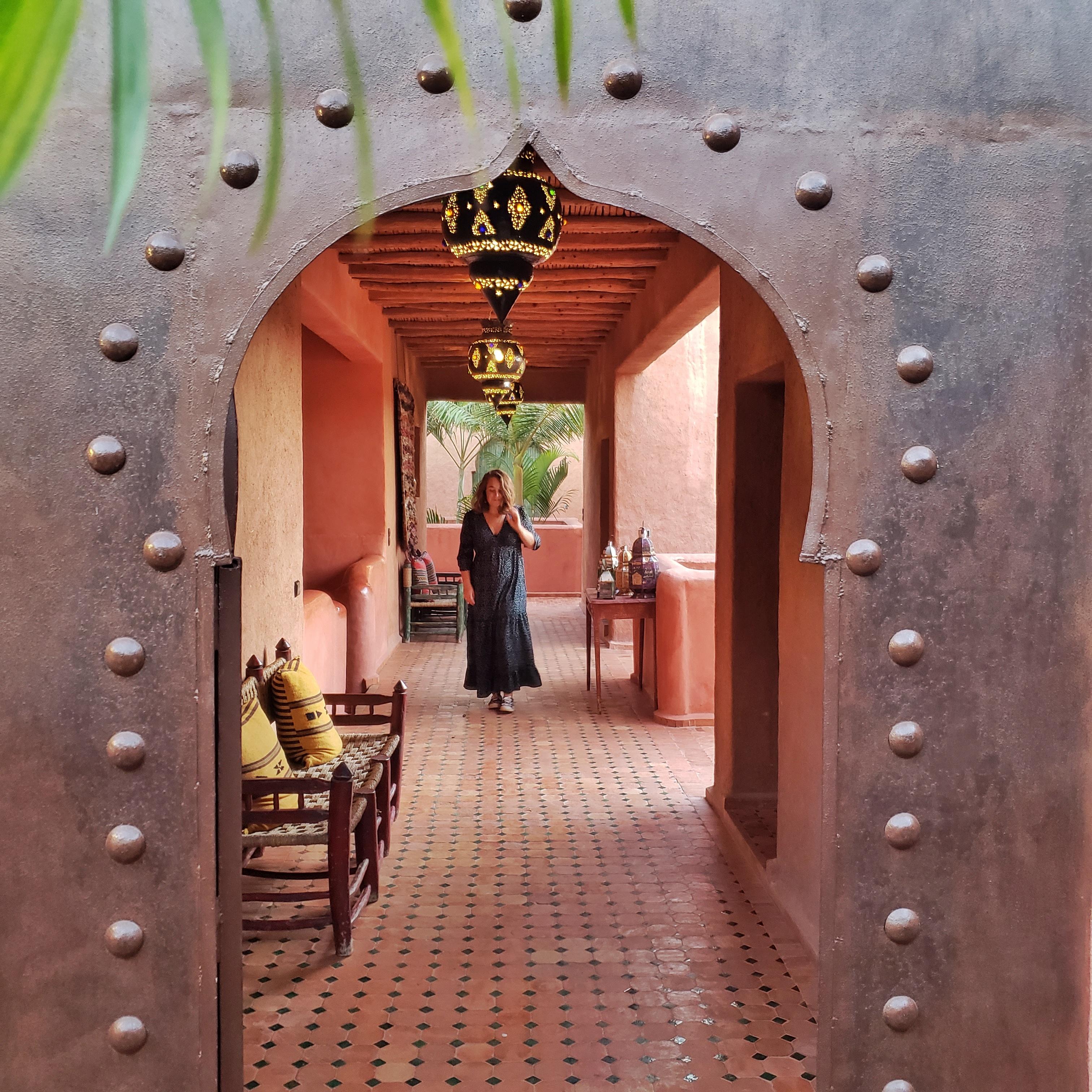 hôtel Essaouira Jardin des Douars