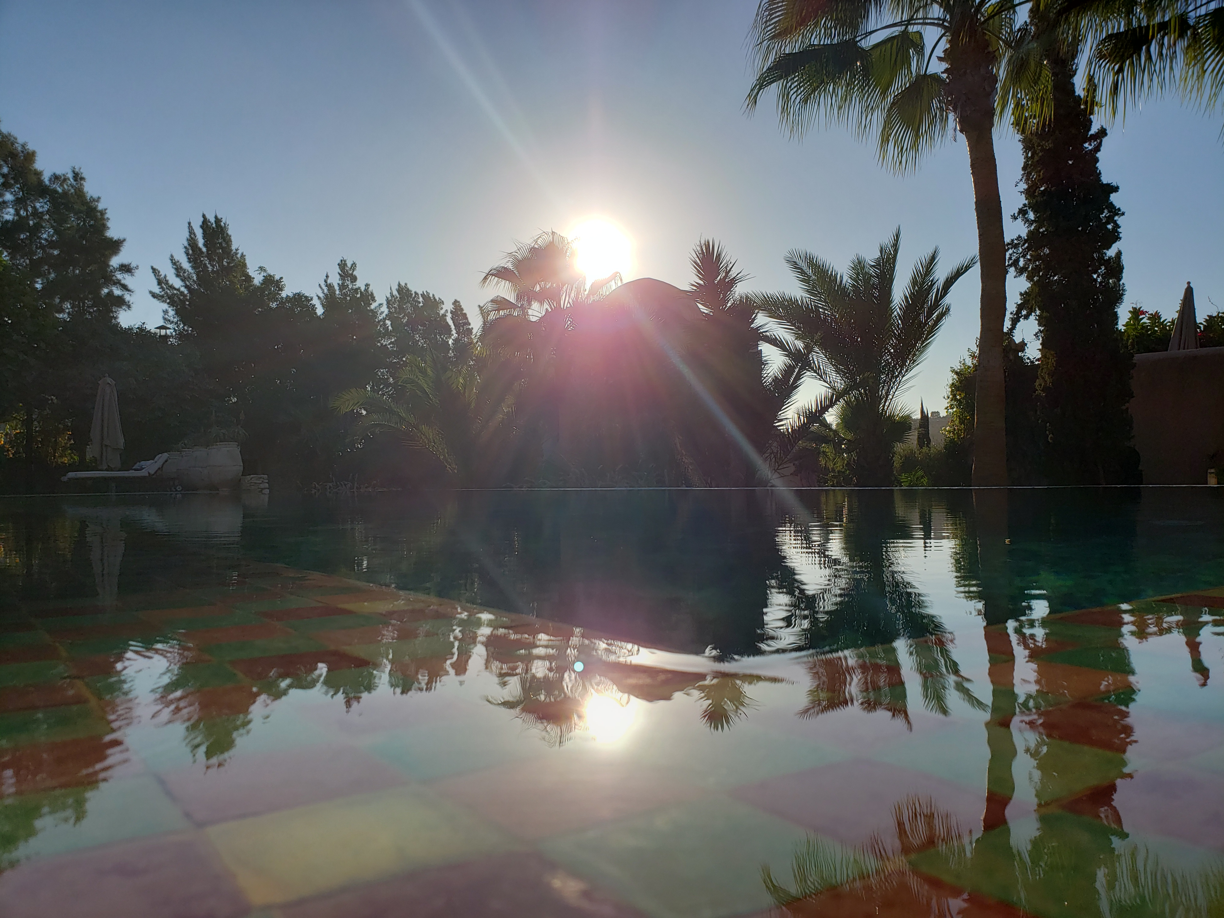 le jardin des douars hôtel Essaouira