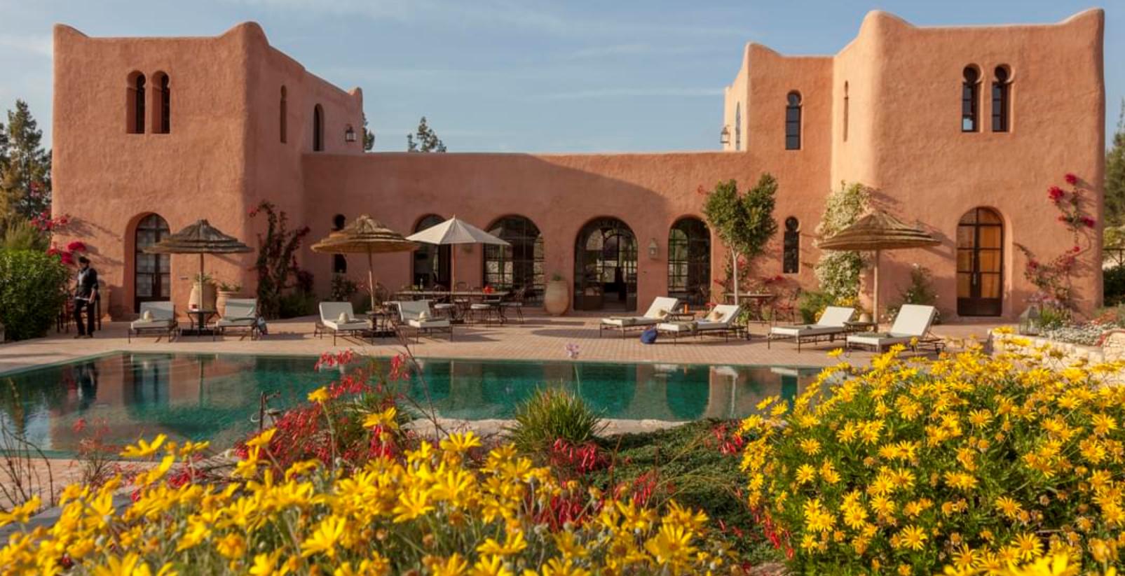 villa privée Jardin des Douars Essaouira