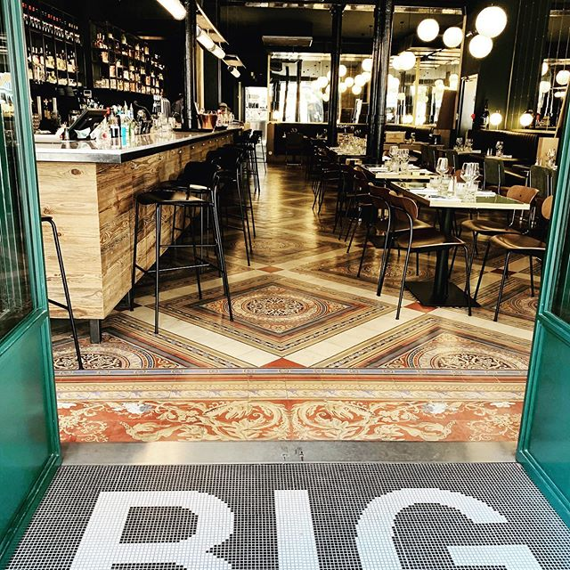 BIG bistro girondin restaurant Bordeaux