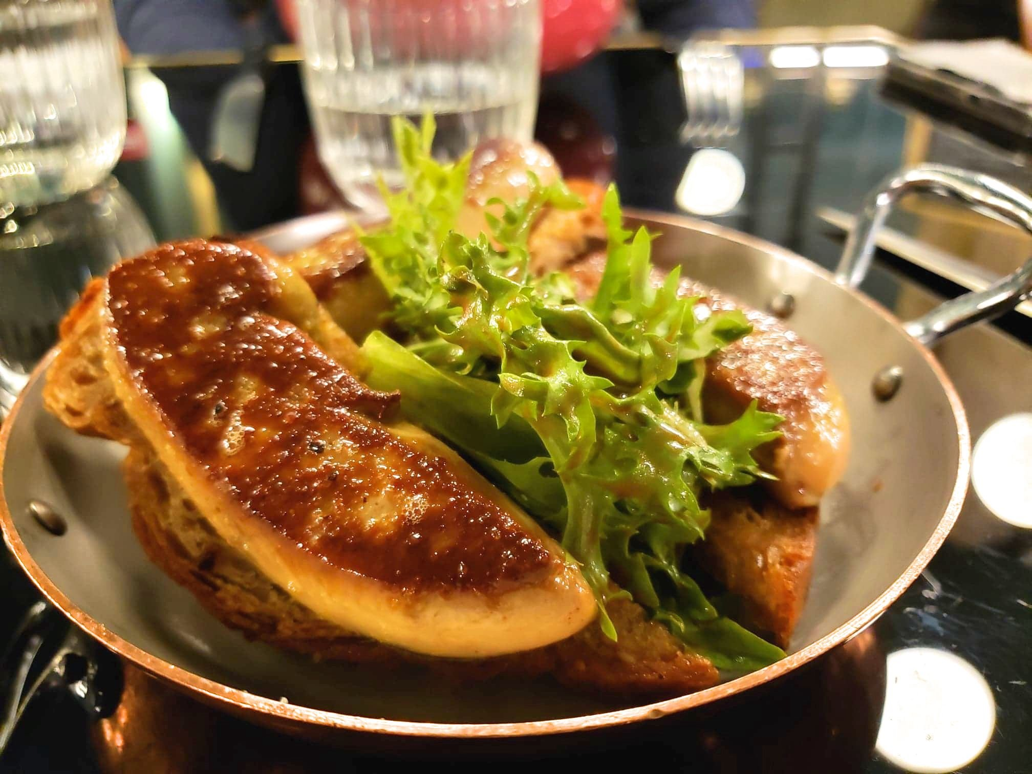 foie frais BIG Bistrot Girondin