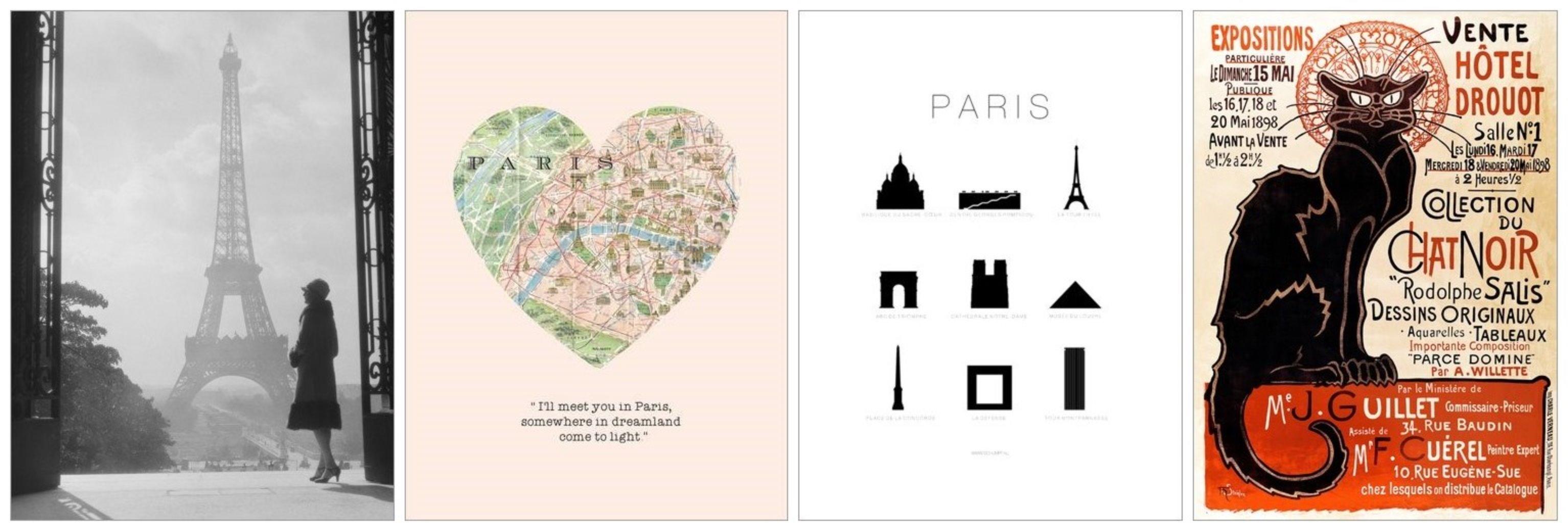Posterlounge Paris