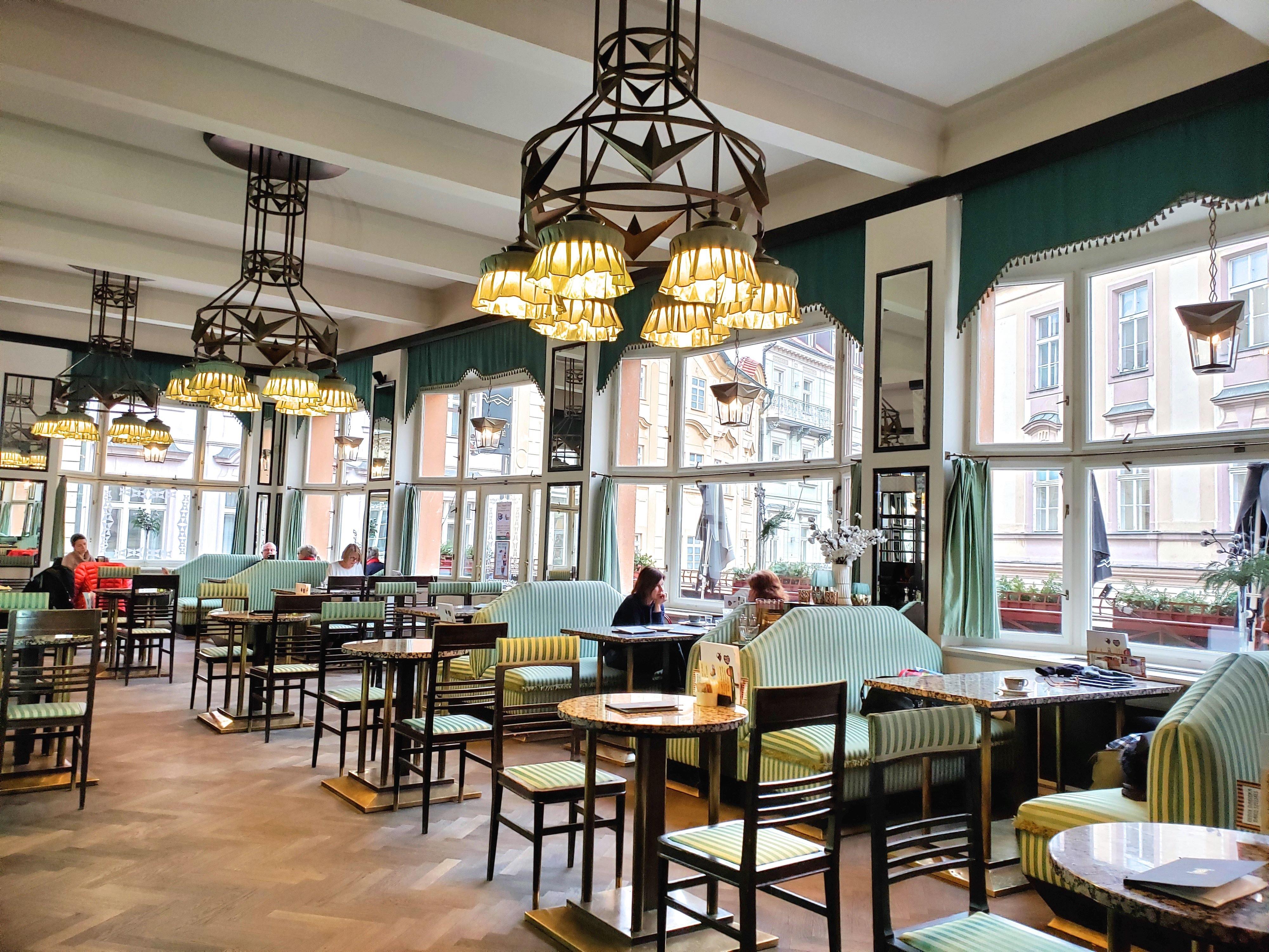 Grand café orient Prague