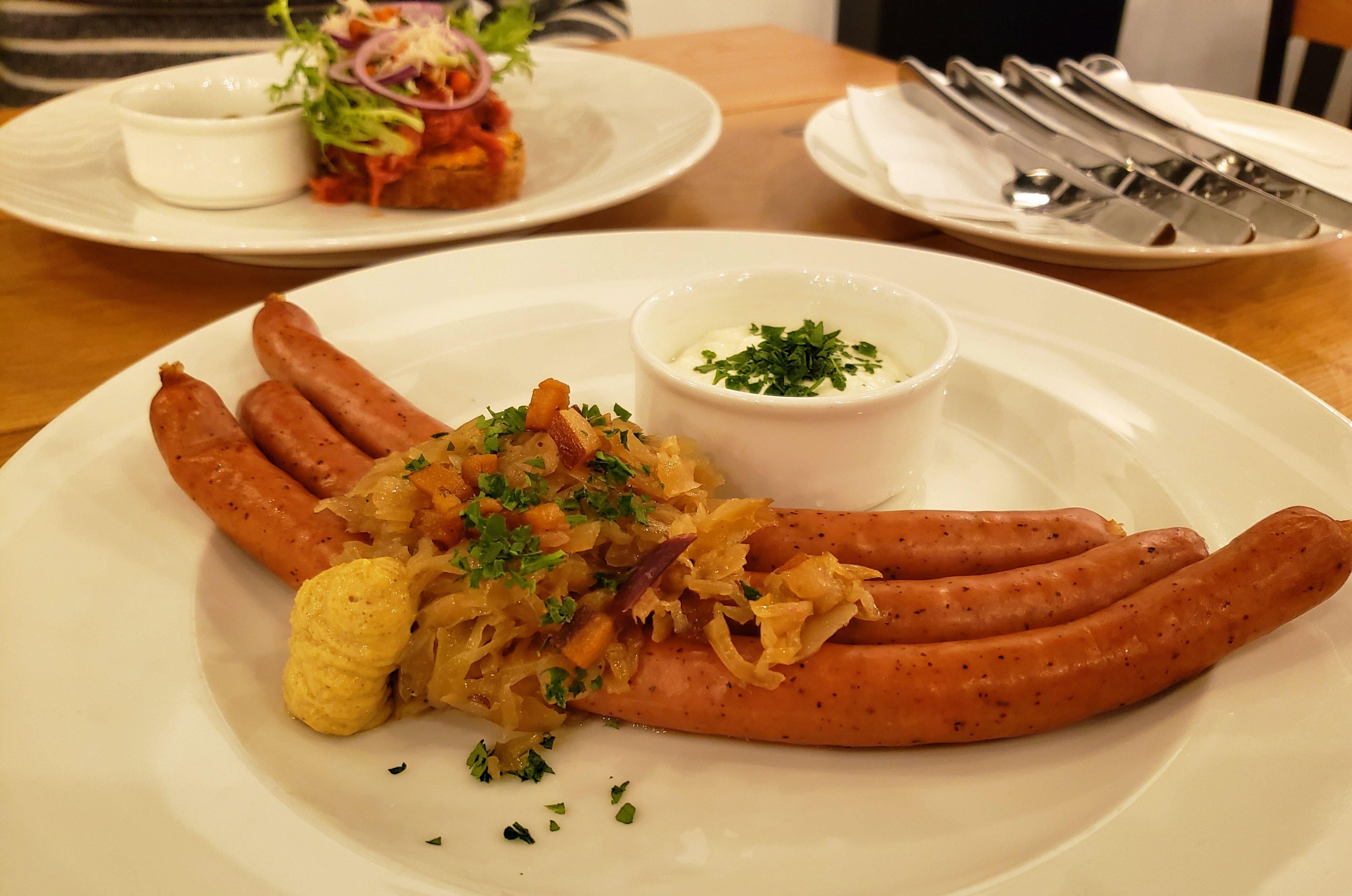 Osseg Praha restaurant Prague