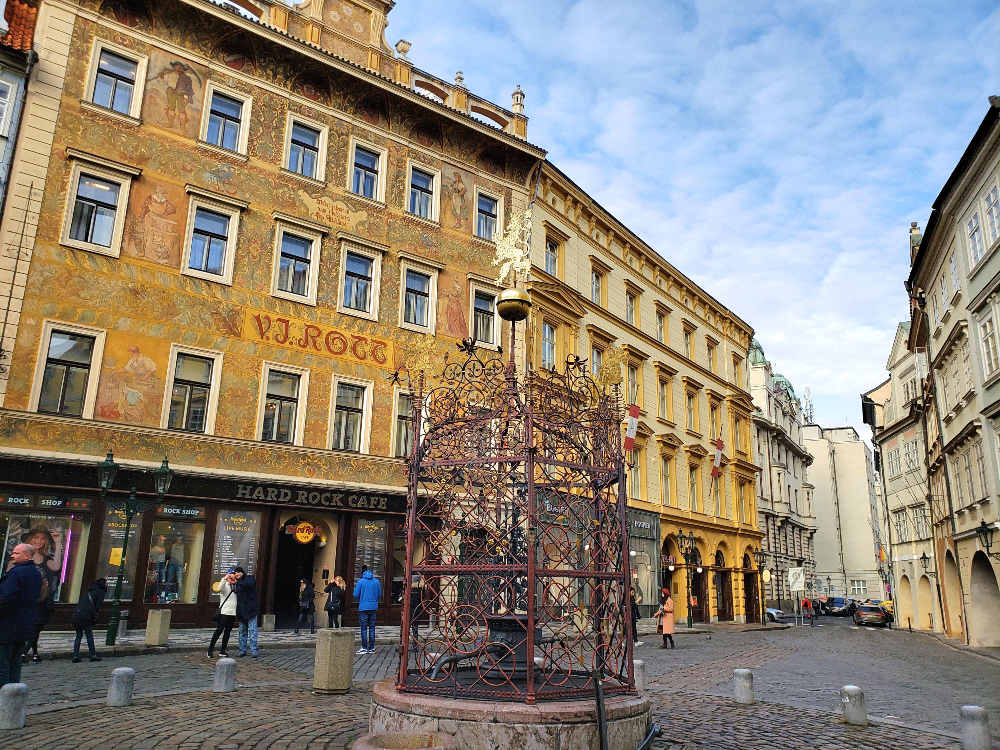 première pharmacie Prague