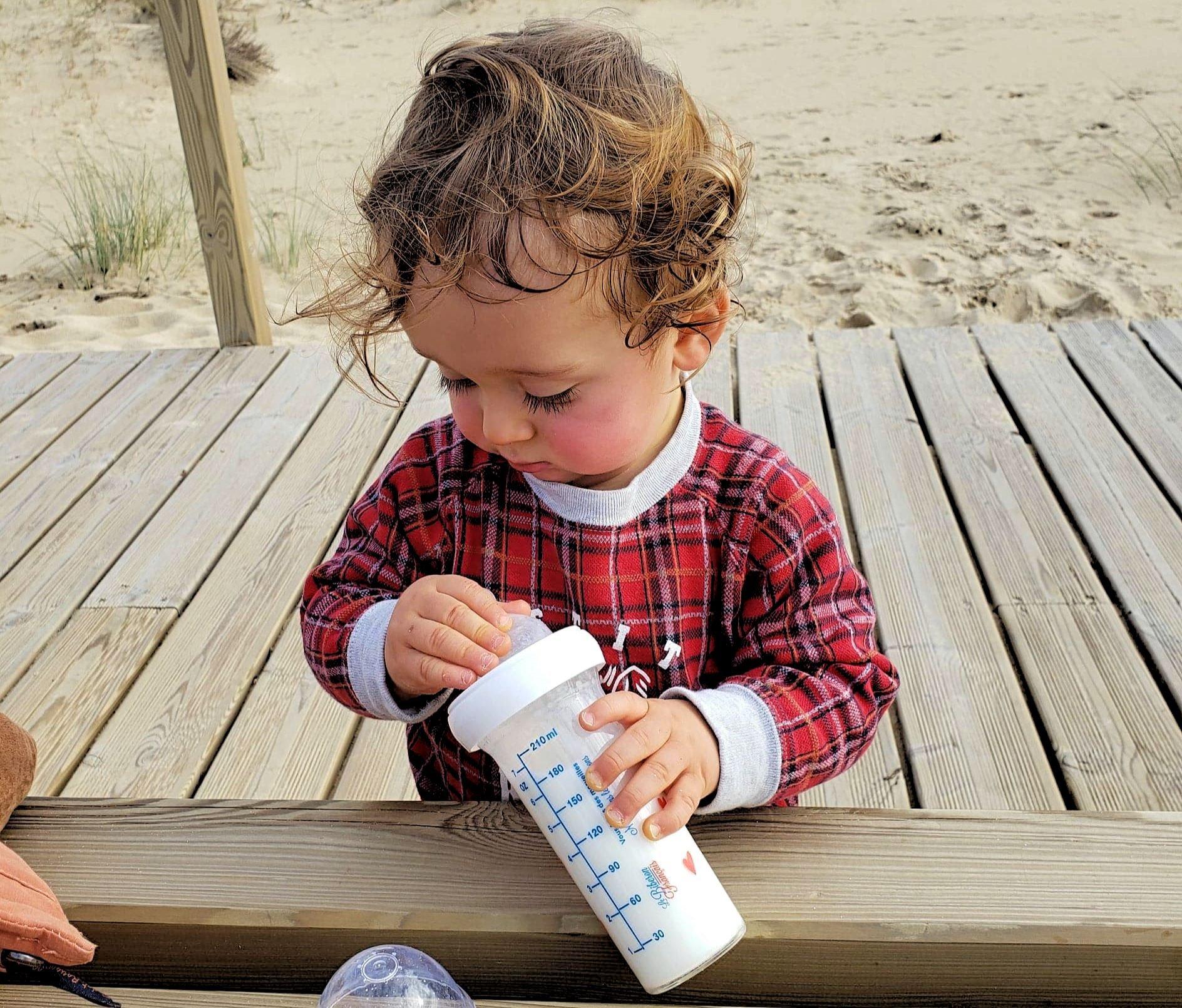 Premibio test du lait de chèvre infantile