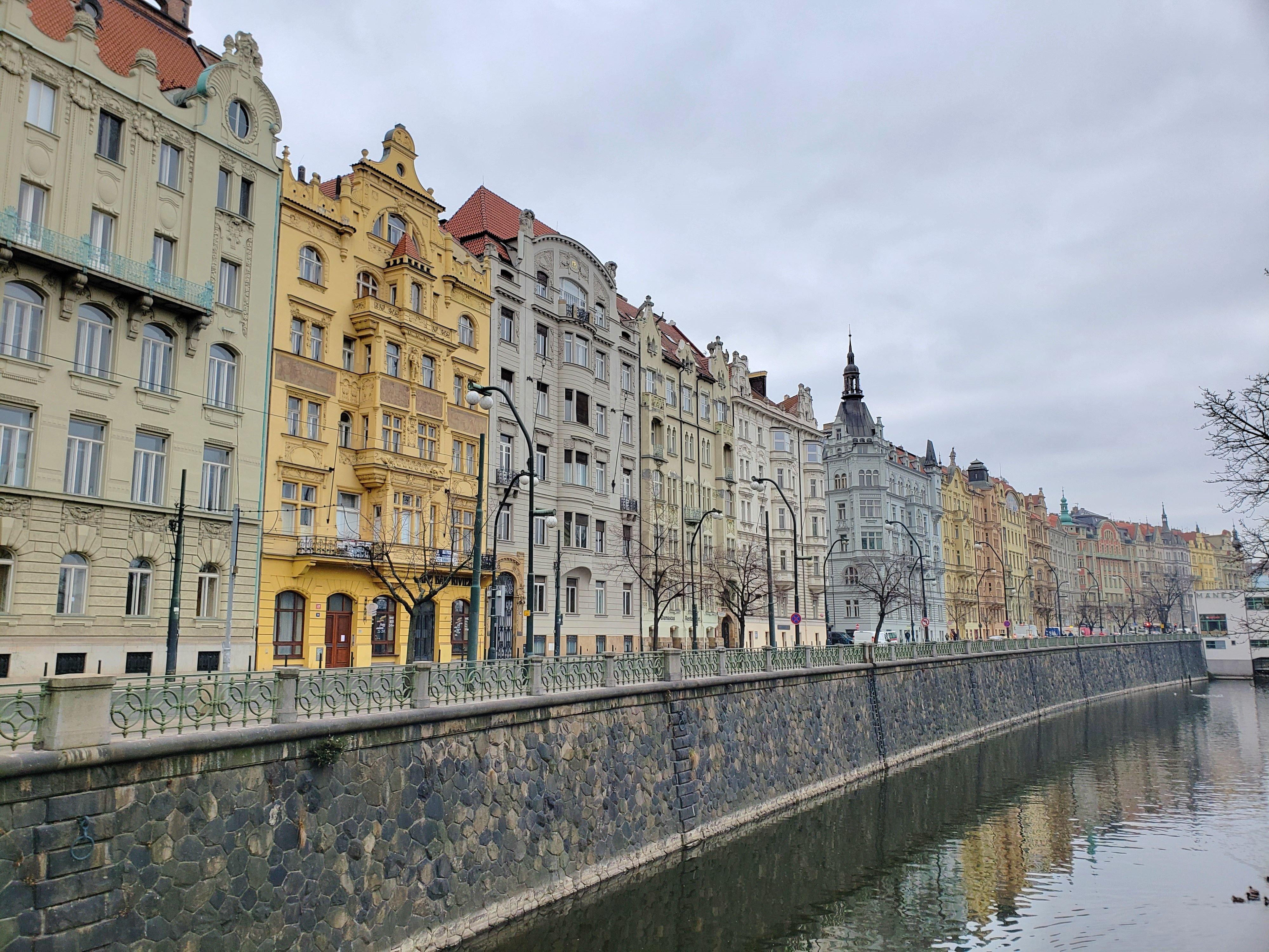nove mesto Prague