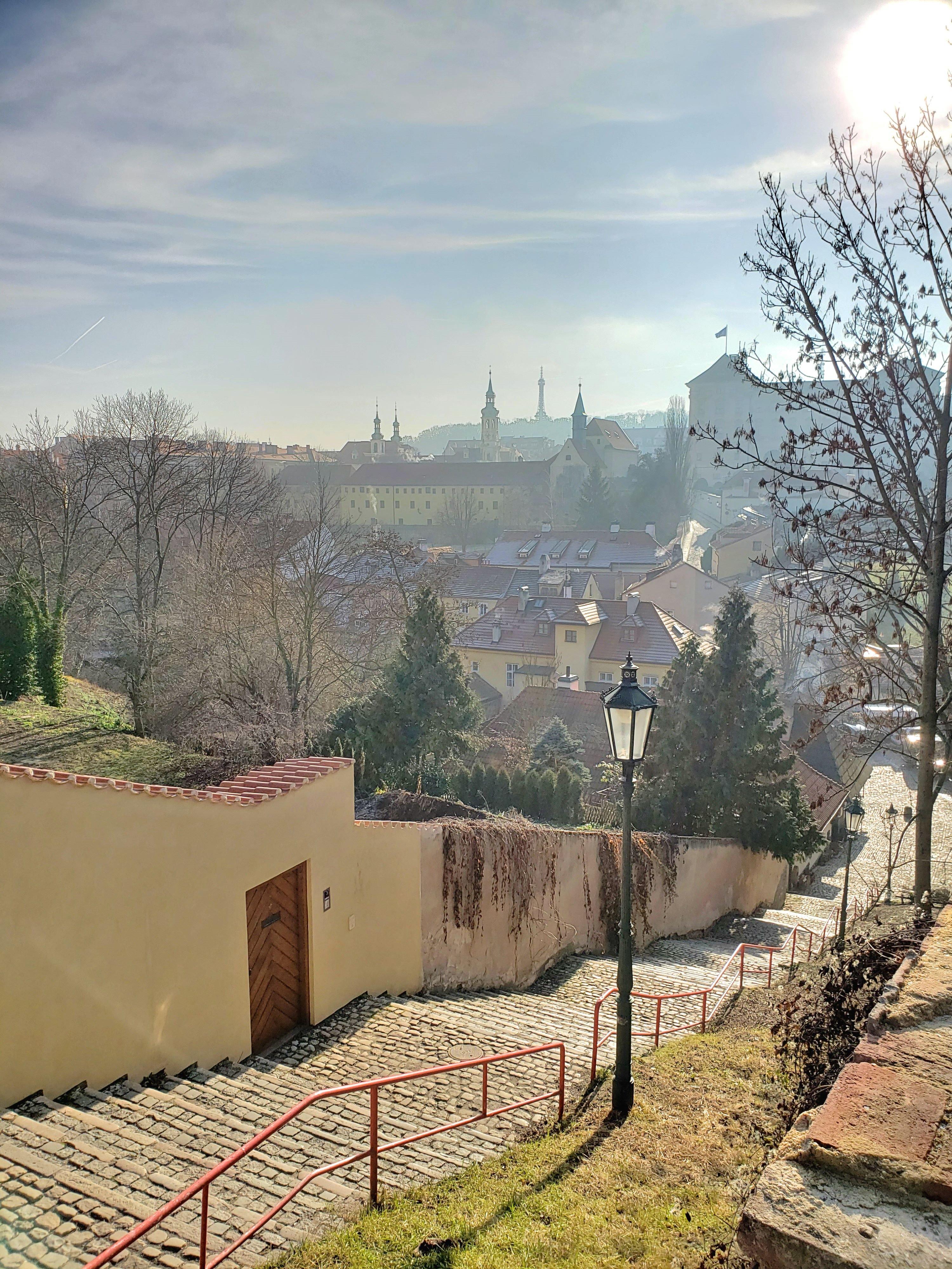 Hradcany Prague Montmartre