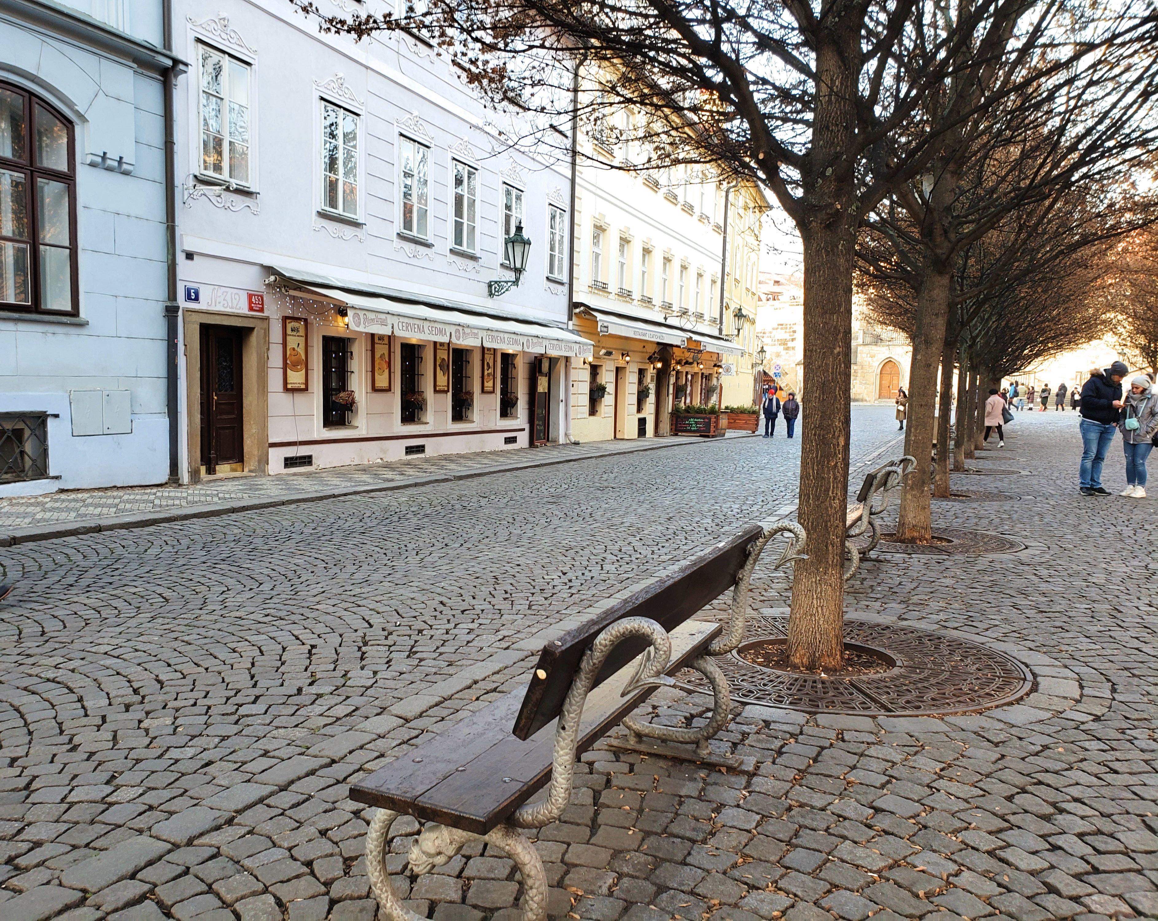 quartier Mala Strana Prague